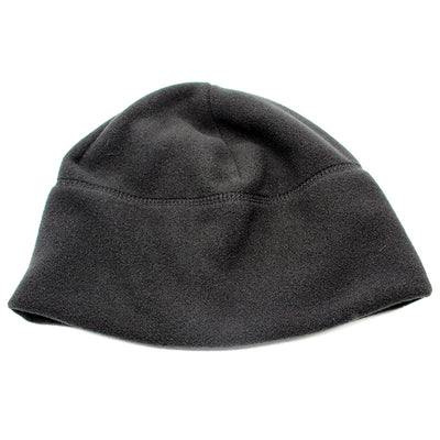 Polartec Fleece Watch Cap - Black