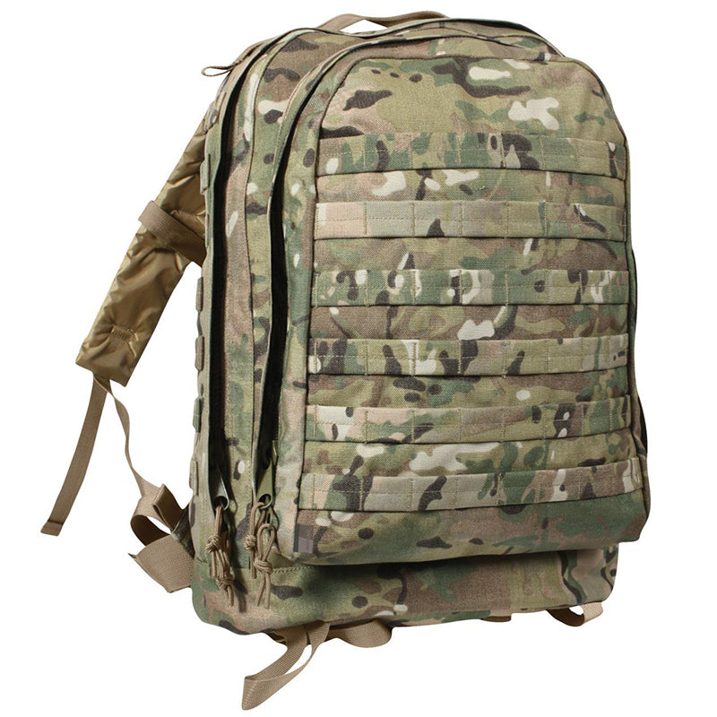 Rothco MOLLE II Multicam 3-Day Assault Pack
