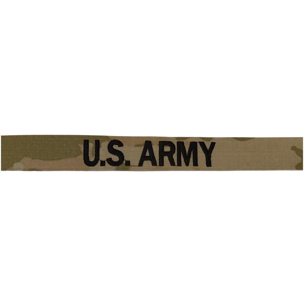 US Army Name Tape - Sew On