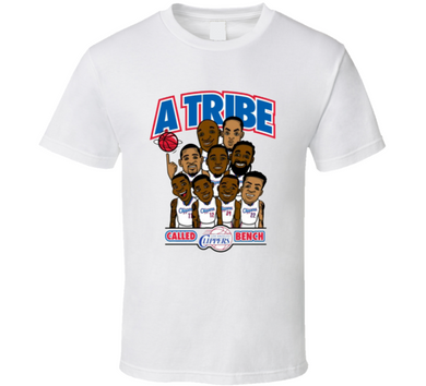 A Tribe Called Bench Clippers Basketball T Shirt