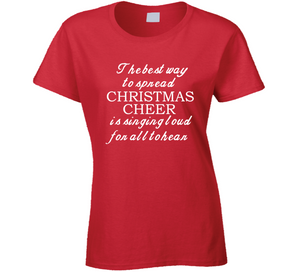 Grinch Movie Inspired Christmas T Shirt