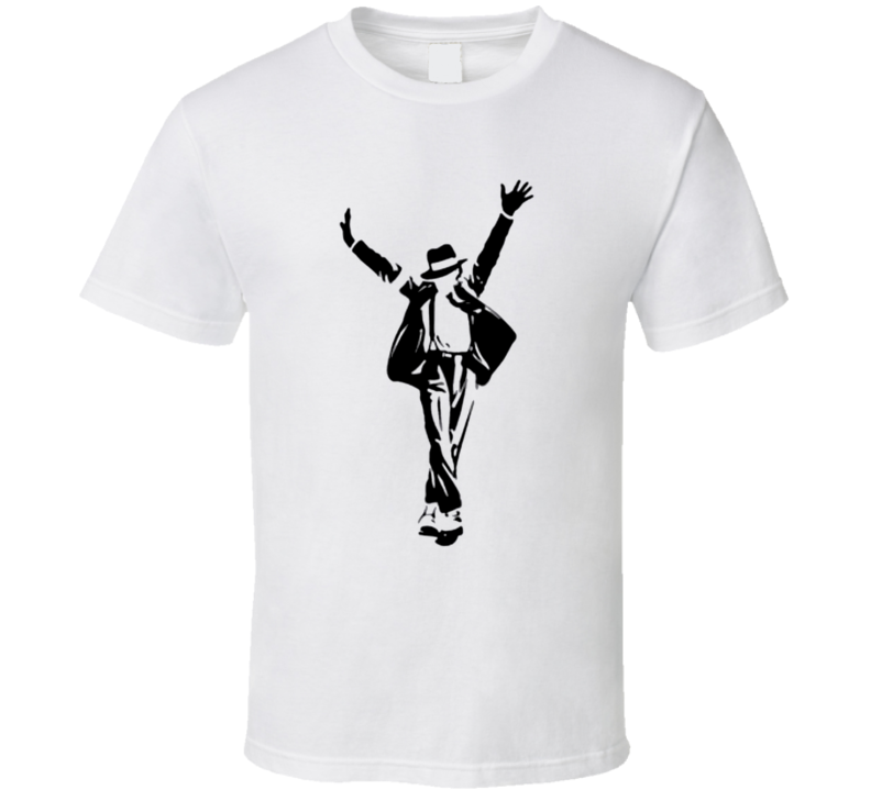 Michael Jackson Popular Graphic T Shirt