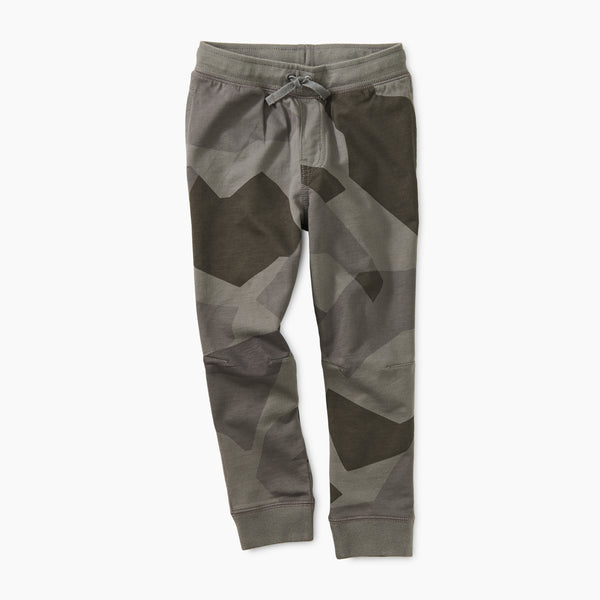 Mountain Camo Printed Jogger
