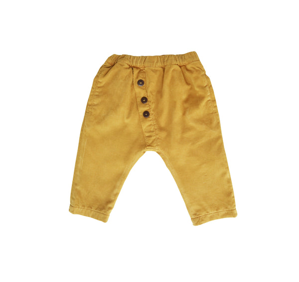 Ochre Theo Trousers