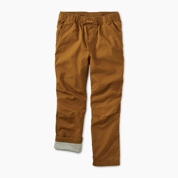 Bark Cozy Jersey Lined Pant