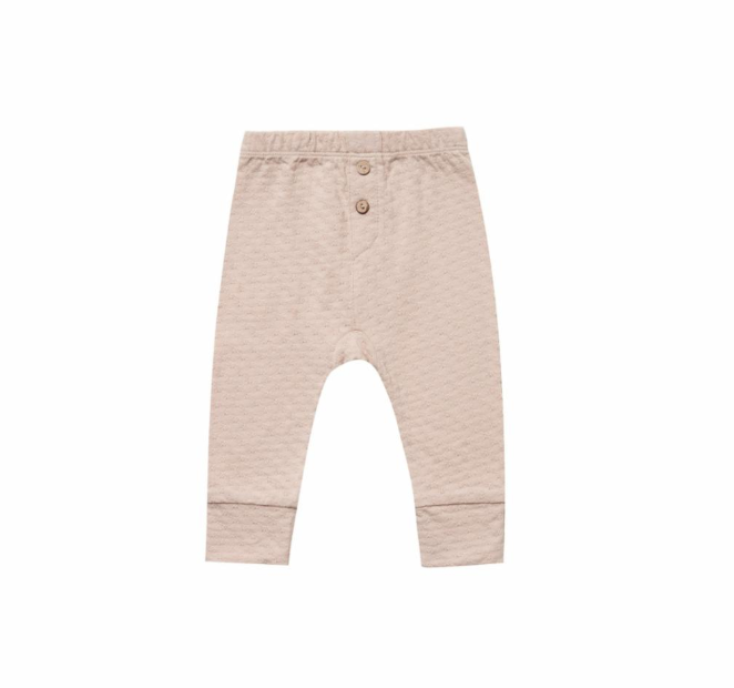 Rose Pointelle Pajama Pant