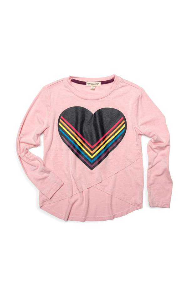 Penelope Tee Rainbow Love