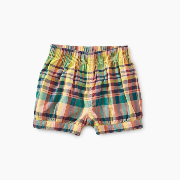 Madras Bubble Shorts