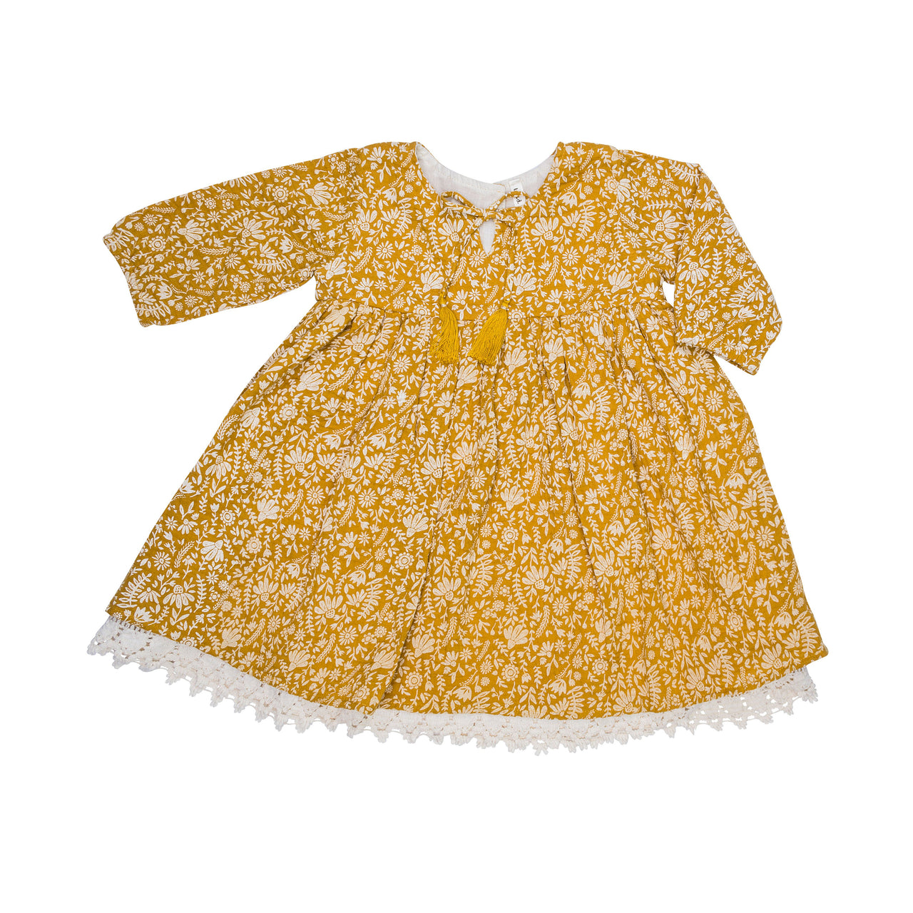 Goldenrod Lailah Dress