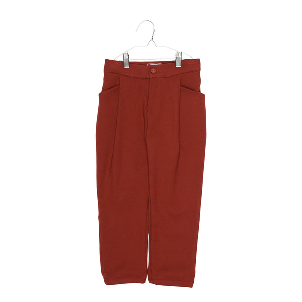 Tangerine Relaxed Pants
