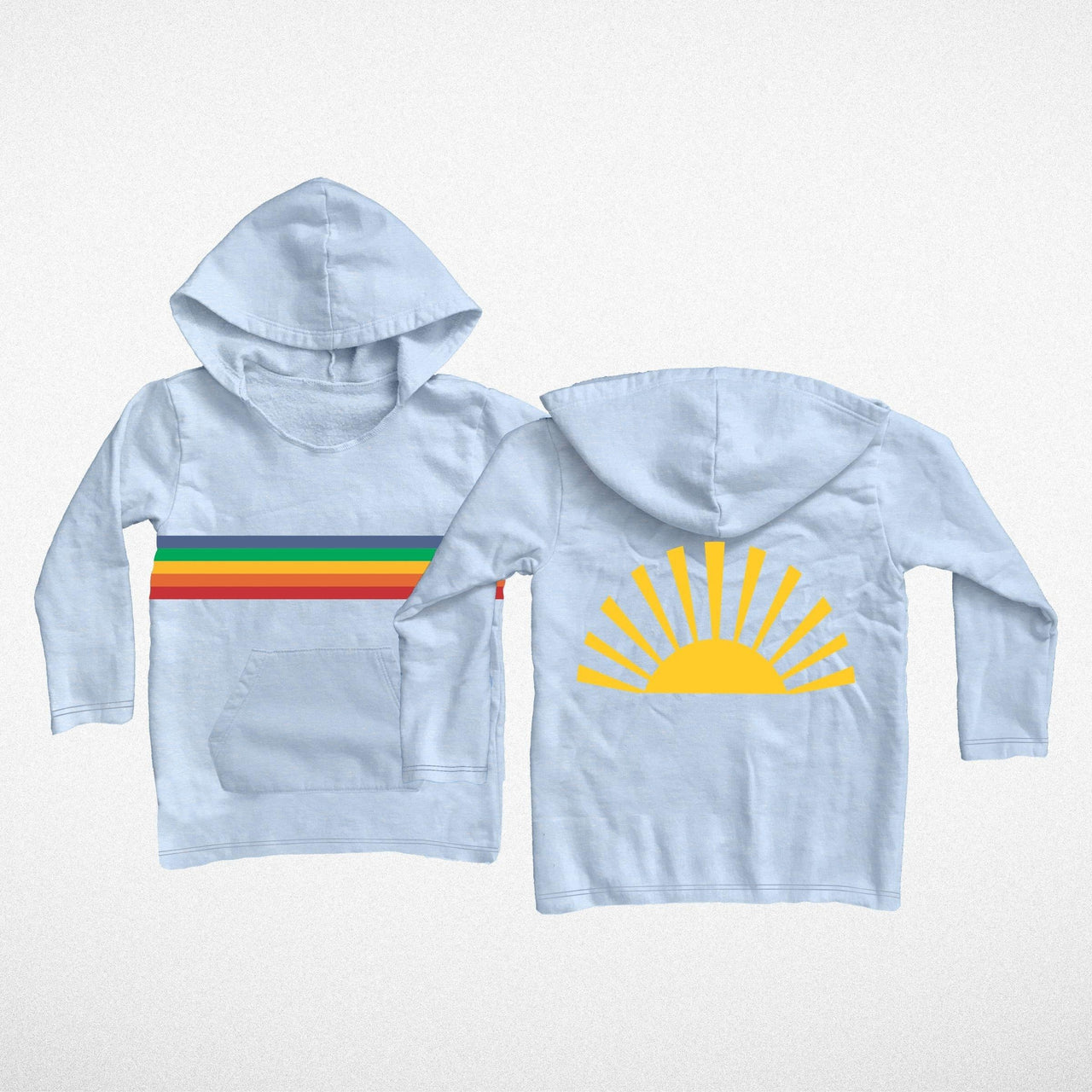 Sunshine Pancho Light Blue
