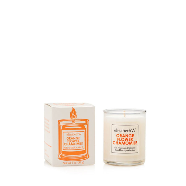 Petite Candle Orange Flower Chamomile, 3 oz
