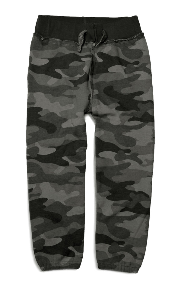Gym Sweats Carbon Camo