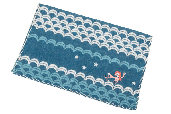 Finn Blanket Mermaid Pacific