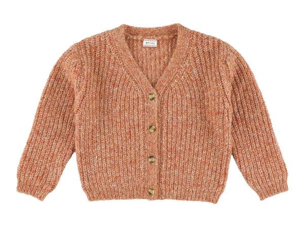 Kristal Woodsmoke Cardigan, Frosty Maples