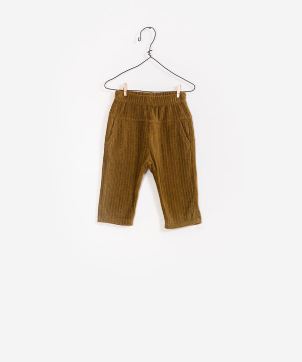 Craft Double Face Trousers