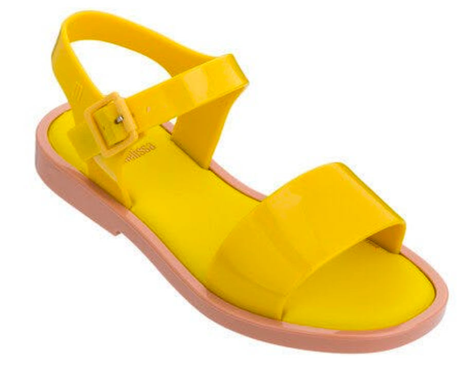 Mel Mar Sandal Yellow/Brown