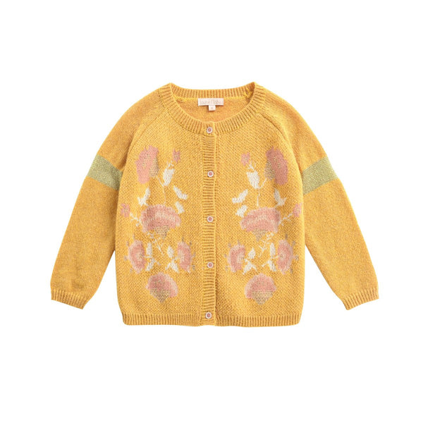 Honey Pacolia Cardigan