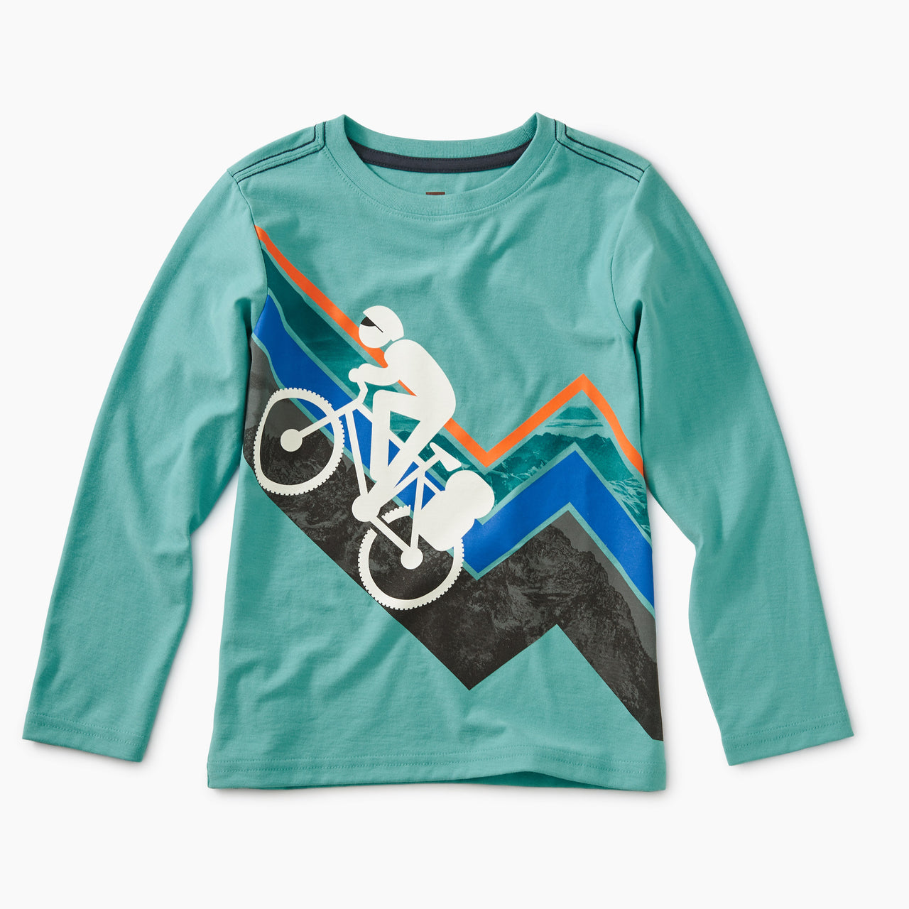Mountain Biker Graphic Tee