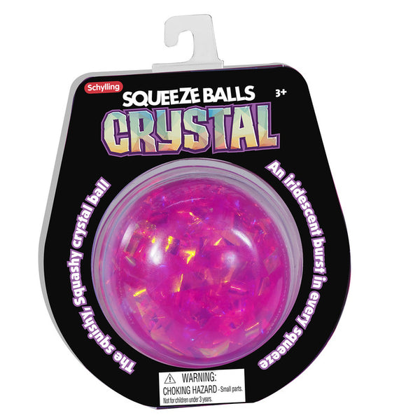 Crystal Squeeze Nee-Doh
