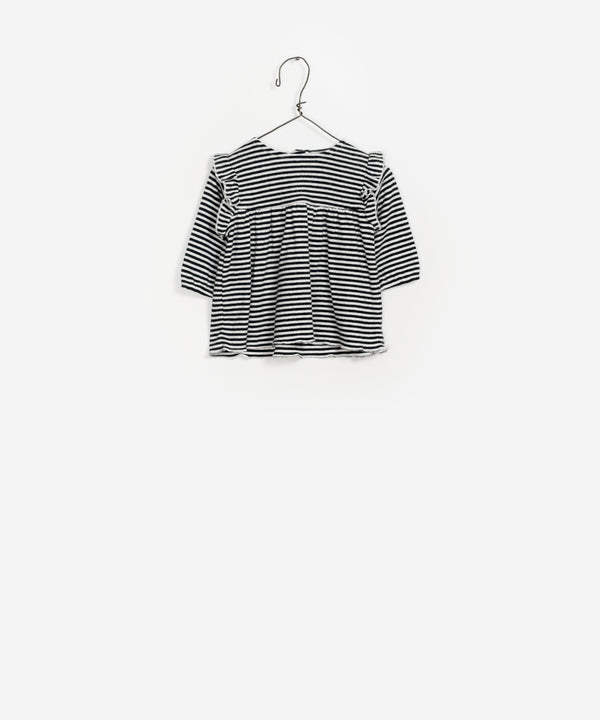 Striped Rib Tunic