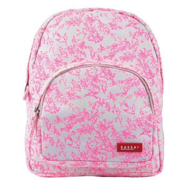 Backpack Mini Canvas Jouy