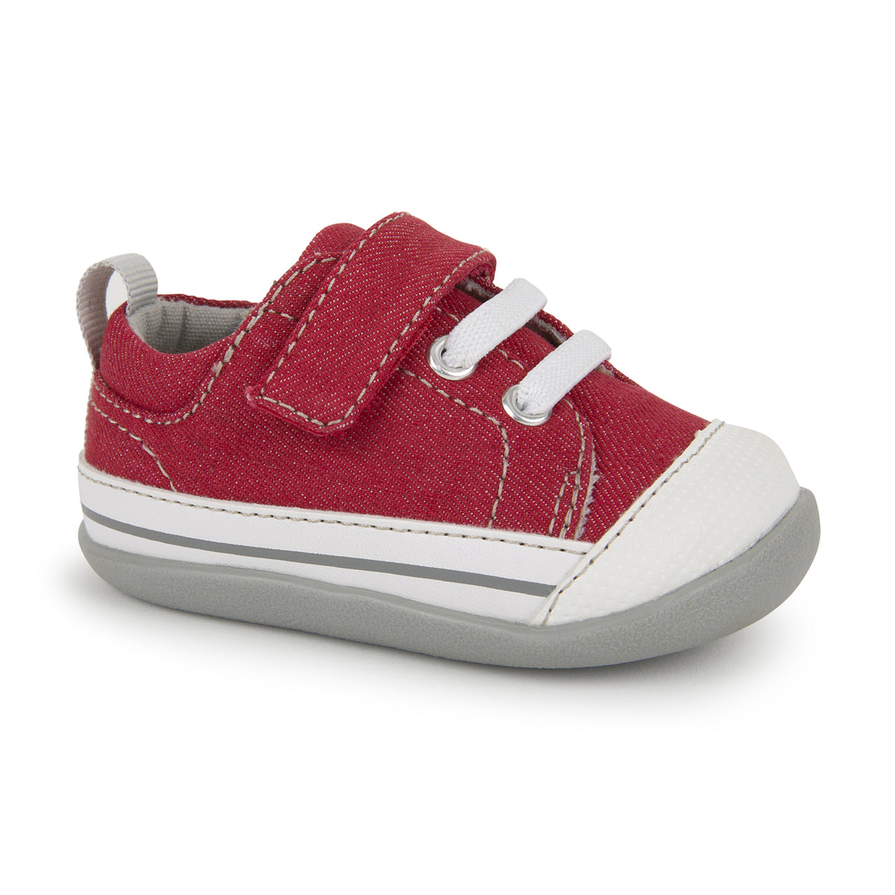 Stevie II INF Red/Gray