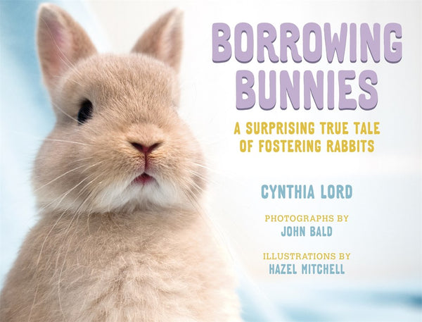 Borrowing Bunnies: A Surprising True Tale of Fostering Rabbits