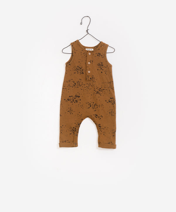 Craft Printed Jersey Jumpsuit