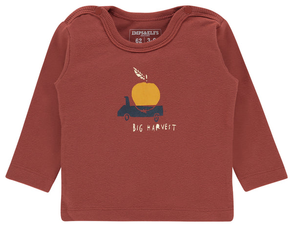 "Cinnabar Alford Long Sleeve ""Big Harvest"" Shirt"