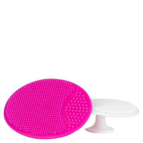 Brush Works - Silicone Cleansing pads.