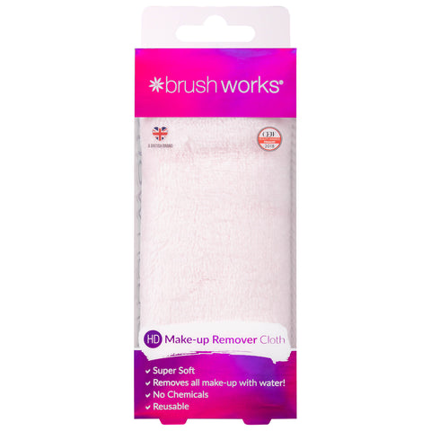 Brush works - Makeup remover cloth