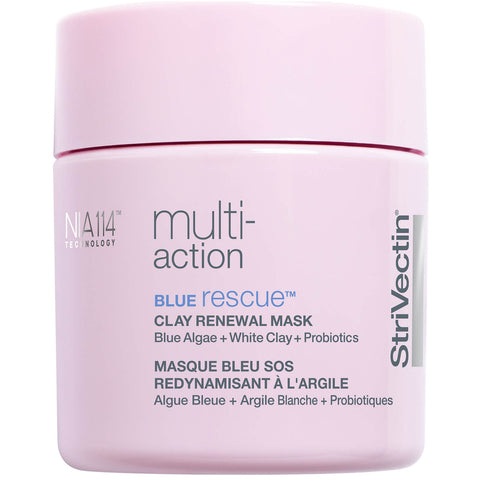 StriVectin - Multi-Action Blue Rescue Clay Renewal Mask, 50 ml.