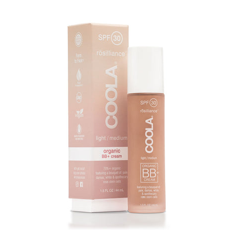 Coola - Rosilliance BB  + Cream, light/medium