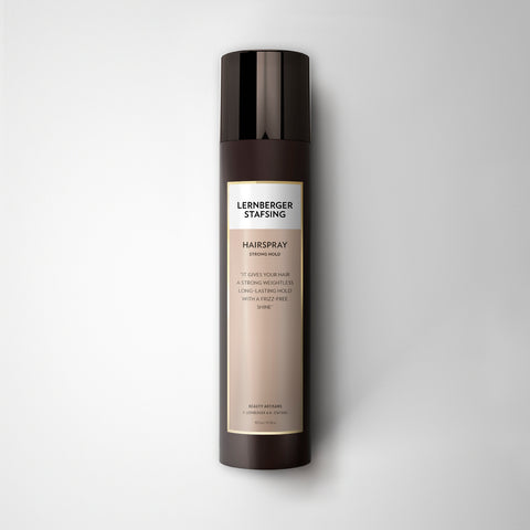 Lernberger Stafsing Haircare - Hairspray strong hold.