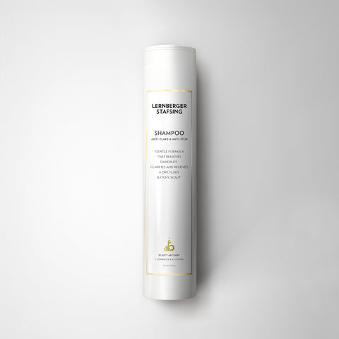 Lernberger Stafsing Haircare - Anti-flake & anti-itch shampoo.
