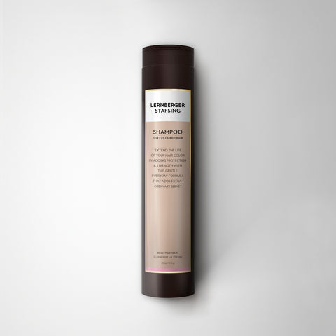 Lernberger Stafsing Haircare - Shampoo for coloured hair.