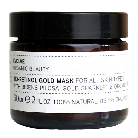 Evolve - Bio-retinol Gold mask.