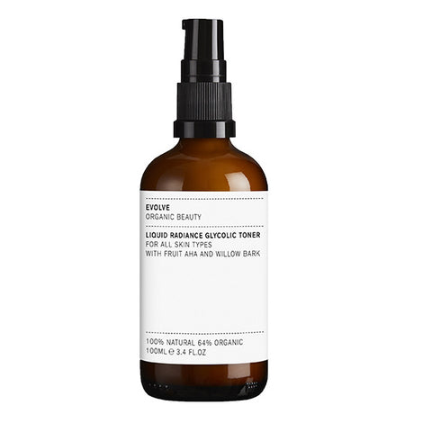 Evolve - Liquid radiance Glycolic toner, 100 ml.