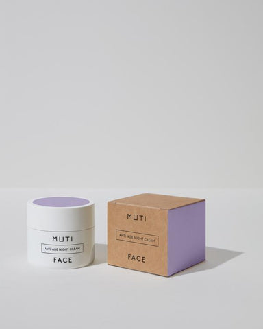MUTI - Anti-Age Night Cream.