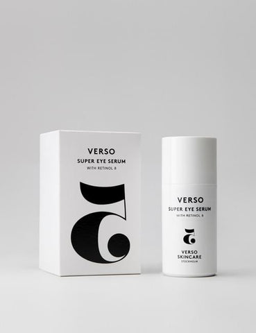 Verso - Super Eye Serum.