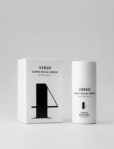 Verso - Super Facial Serum.