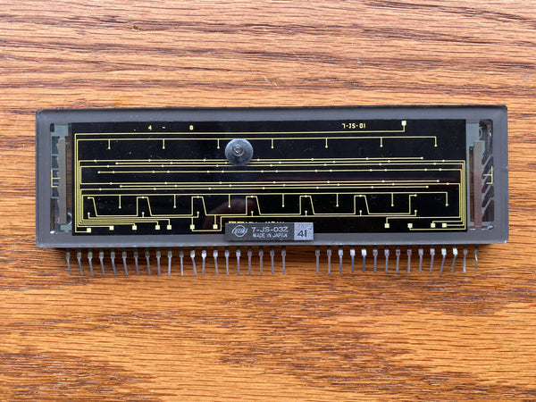 New Pinball 7 Digit Display for Gottlieb System 80, New Old Stock Fast Shipping