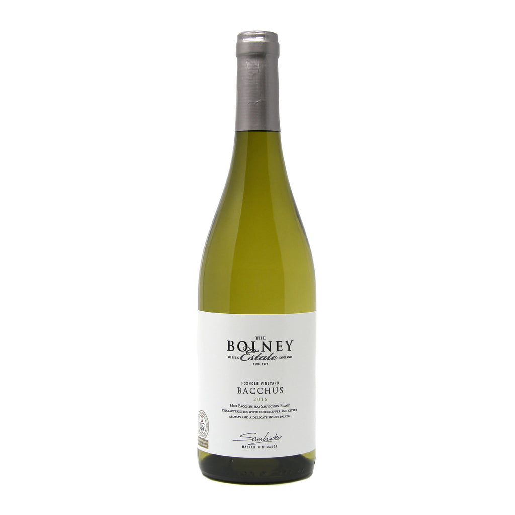 Bolney Bacchus 2016 - 75cl - 12% ABV - English Wine Kiosk