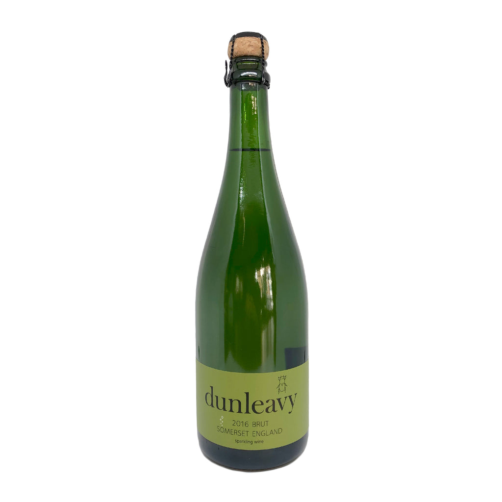 Dunleavy English Brut 2016 - 75cl - 12% ABV - English Wine Kiosk