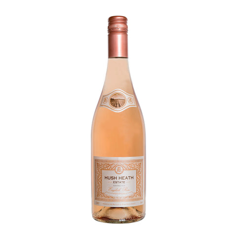 Hush Heath Nannette's English Rosé 2017 - 75cl - 11% ABV - English Wine Kiosk
