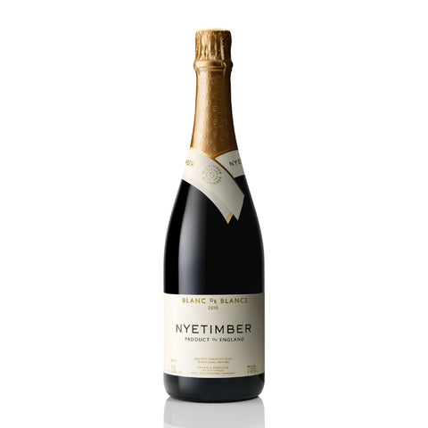 Nyetimber Blanc de Blancs 2010 - 75cl - 12% ABV - English Wine Kiosk