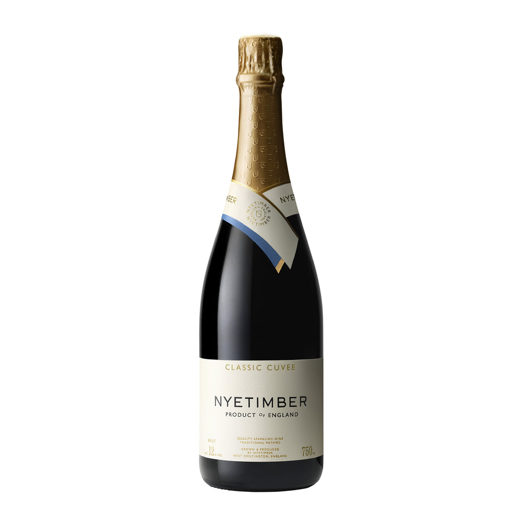 Nyetimber Classic Cuvée MV - 75cl - 12% ABV - English Wine Kiosk