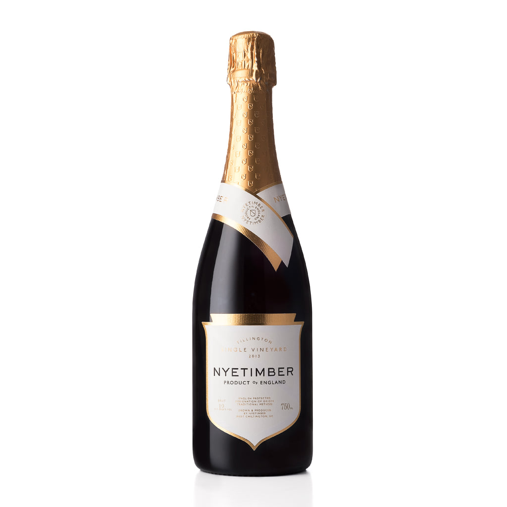 Nyetimber Tillington Single Vineyard 2013 - 75cl - 12% ABV - English Wine Kiosk
