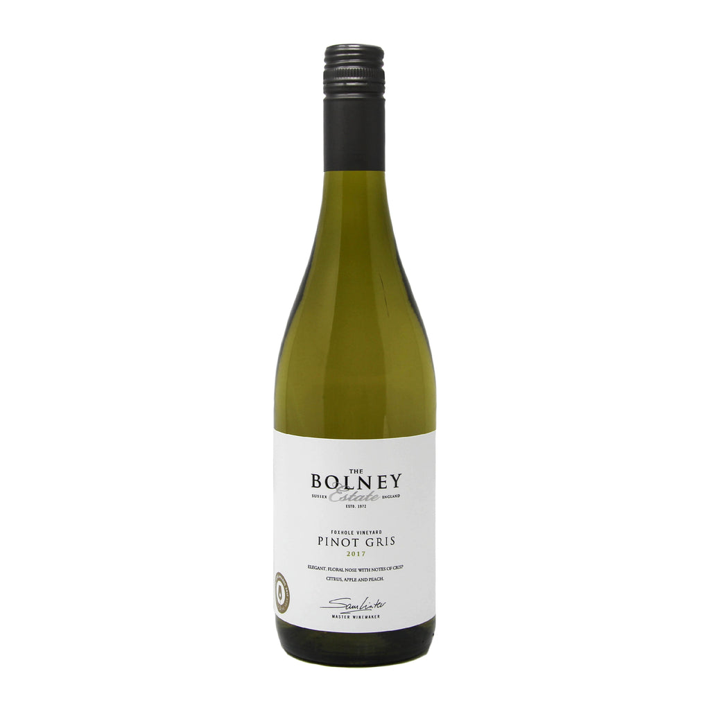 Bolney Pinot Gris 2017 - 75cl - 11.5% ABV - English Wine Kiosk